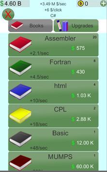 Programmer clicker screenshot 2