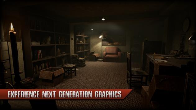 Escape Legacy 3D poster