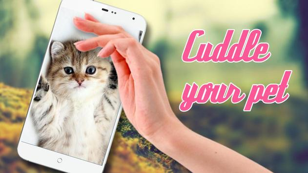 Stroke The Cat Simulator apk screenshot