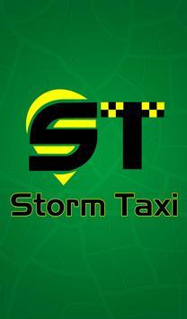 Storm Taxi poster
