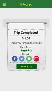 Storm Taxi screenshot 3