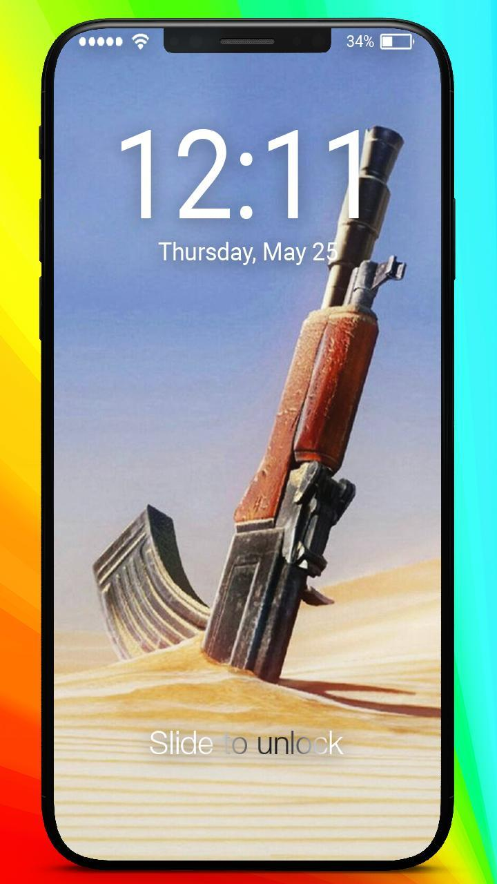 Ak 47 Love Weapons Russian Gun Wallpaper Screen For Android