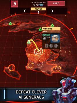 Warzone: Clash of Generals apk screenshot