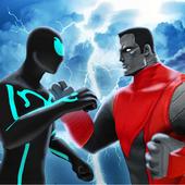 Strange Battle Spider Hero 3D icon