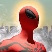 Strange Hero Future Spider 3D icon