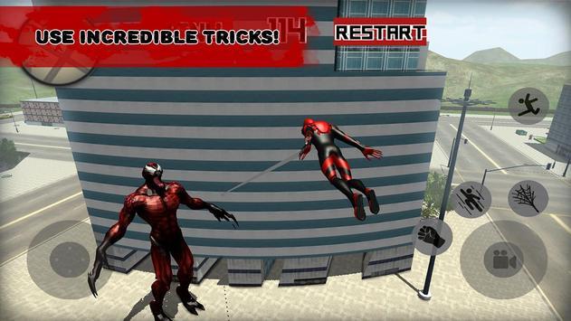 Strange Hero Future Spider 3D apk screenshot