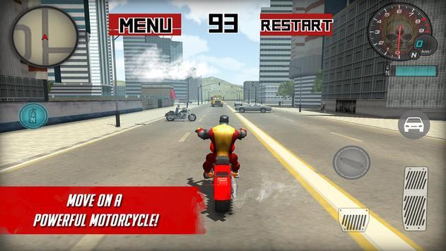 Strange X-Hero Battle 3D screenshot 3