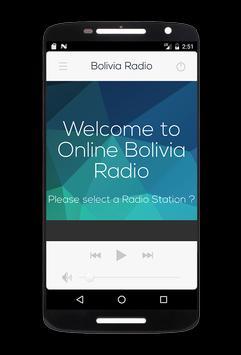 Bolivia Radio - Listen Live Radio Bolivia Online poster