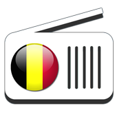 Belgian Free Streaming live Belgium Radio stations icon