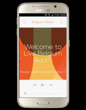 Belgian Free Streaming live Belgium Radio stations poster