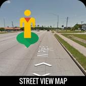 Live Street View Go icon