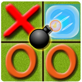 Tictactoe Superpowers - free game. Play now! icon