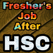 Freshers Job After HSC icon
