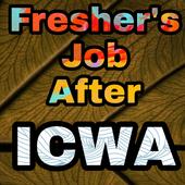 Freshers Job After ICWA icon