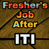 Freshers Job After ITI icon