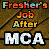 Freshers Job After MCA icon