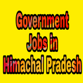Government Job in Himachal Pradesh icon