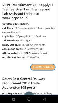 Government Job in Chhattisgarh poster