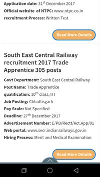 Government Job in Chhattisgarh screenshot 1