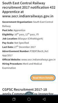 Government Job in Chhattisgarh screenshot 2