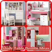 Study Table Design Ideas icon