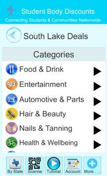Student Body Discounts screenshot 8