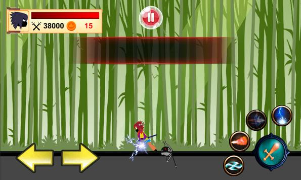 Stickman Ninja screenshot 4