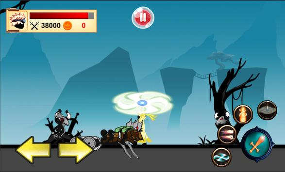 Stickman Ninja screenshot 1