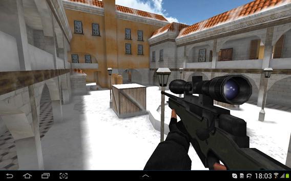 Critical Strike Portable imagem de tela 1