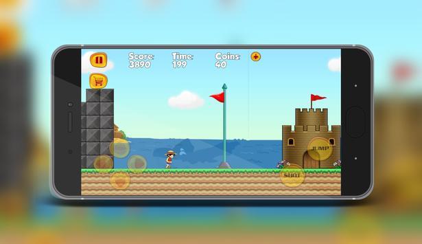 Luffy One World Adventure screenshot 2