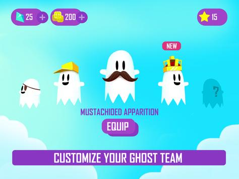 Ghost Game - Dig your way through the clouds! screenshot 13