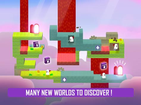 Ghost Game - Dig your way through the clouds! screenshot 14