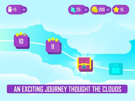 Ghost Game - Dig your way through the clouds! screenshot 15