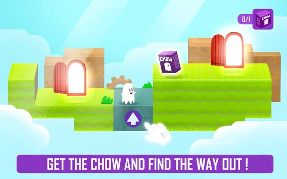 Ghost Game - Dig your way through the clouds! screenshot 5