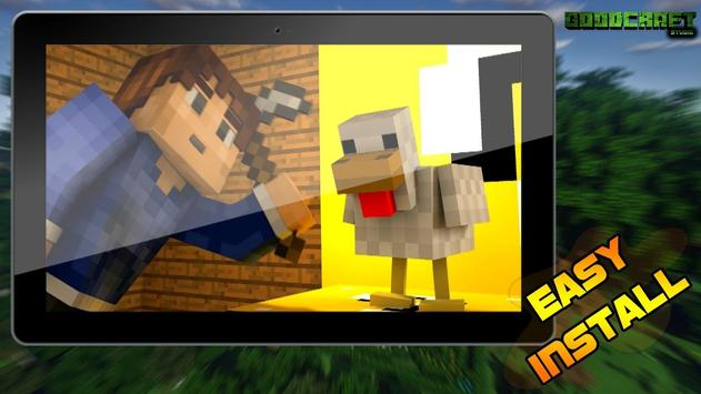 Lucky Block Challenge Ultra Pack for MCPE screenshot 1