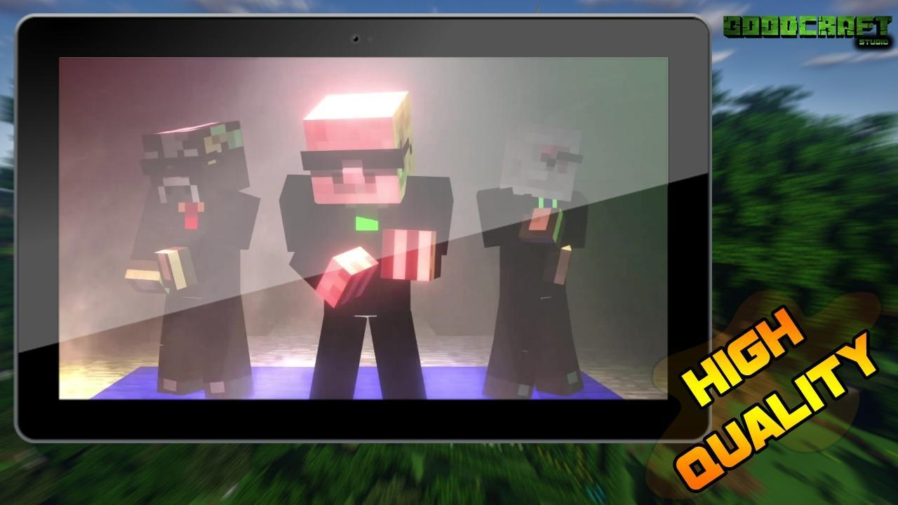 Mobs Ultra Mod Pack for MCPE for Android - APK Download