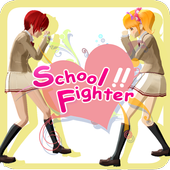 School Fighter!! icon