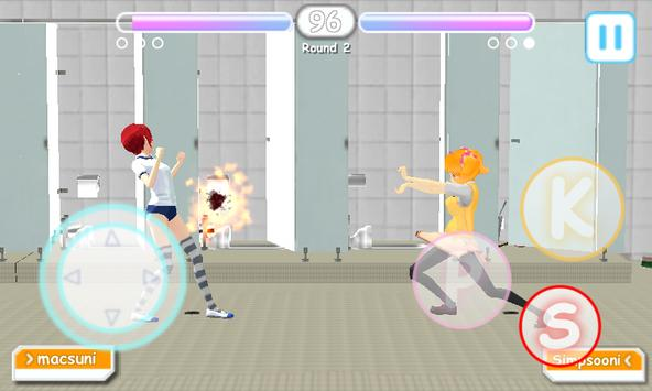 School Fighter!! screenshot 3