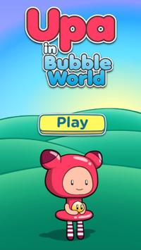 Bubble Game For Kids - Upa poster