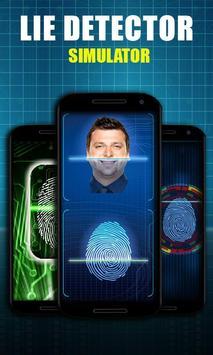 Lie Detector Simulator poster