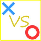 X VS O - TicTacToe icon