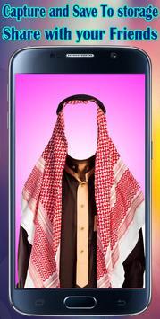 Arab Man Photo Maker Editor screenshot 3