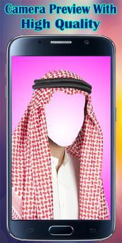 Arab Man Photo Maker Editor screenshot 1