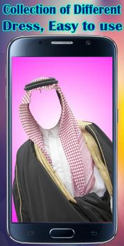 Arab Man Photo Maker Editor screenshot 2