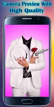 Gangster Fashion Photo Suit screenshot 1