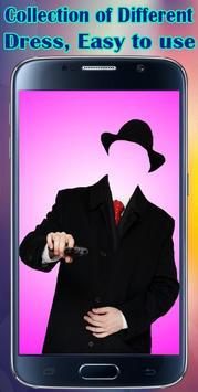 Gangster Fashion Photo Suit screenshot 2