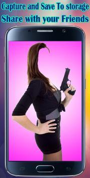 Gangster Fashion Photo Suit screenshot 3