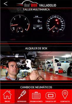 MotorBox Valladolid apk screenshot