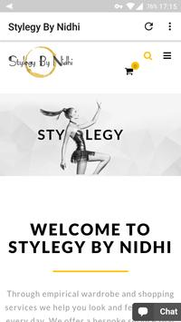 Stylegy By Nidhi poster