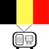 Radio Belgium 2 App Station Free Music Online icon